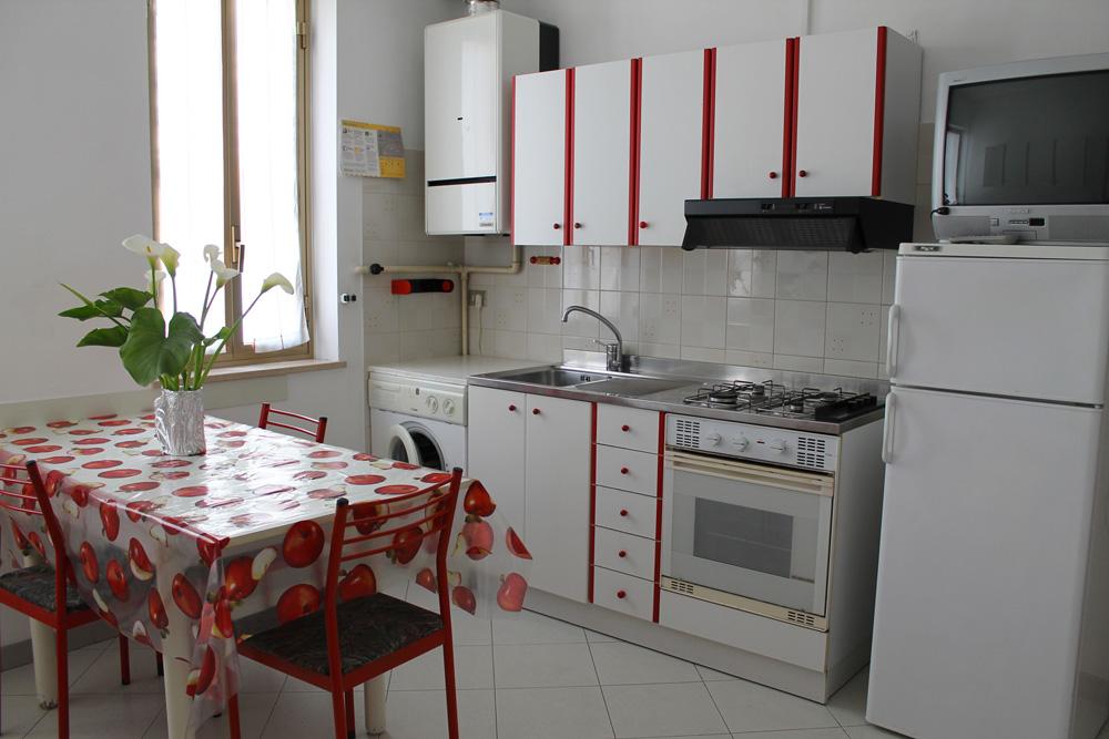 Atena Appartamento 4 Cucina