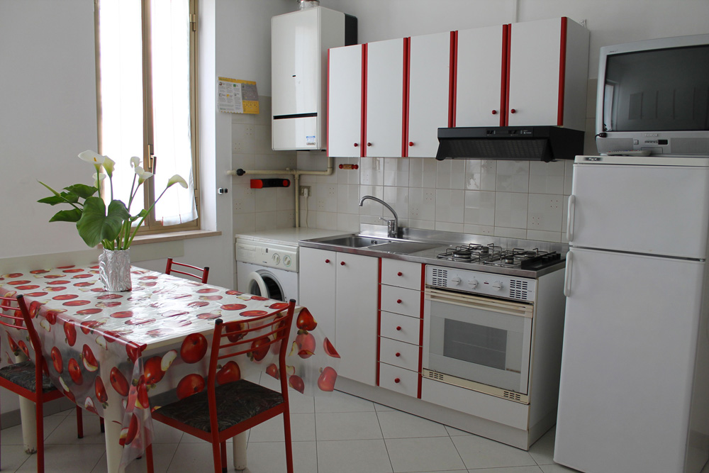 Palazzina Olimpia appartamento 2 cucina