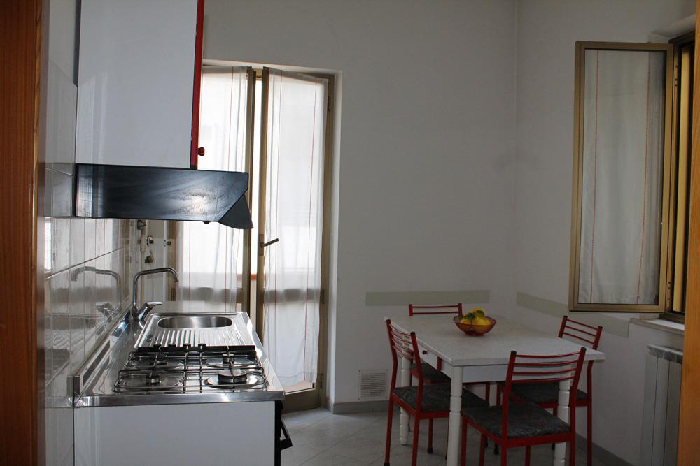 Palazzina Olimpia appartamento 3 Cucina