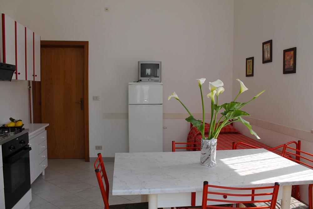 Palazzina Olimpia appartamento 4 Cucina