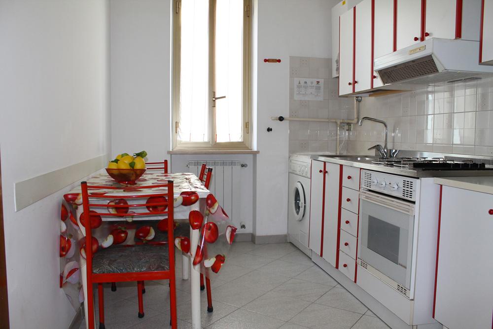 Palazzina Olimpia appartamento 5 Cucina