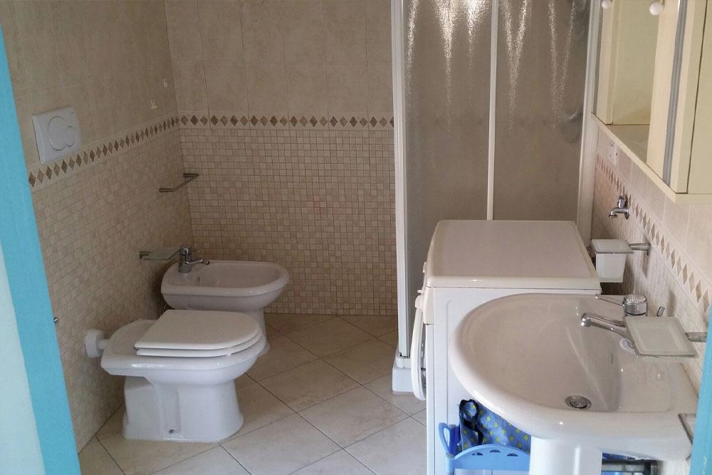 Palazzina Olimpia appartamento 6 Bagno